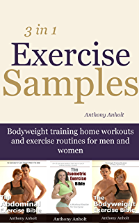 Bodyweight Exercise Bible Workout Routines For Men And