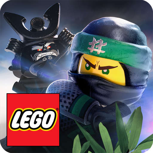 THE LEGO® NINJAGO® MOVIE app]()