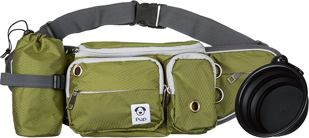 Life Is Better With A Dog Pit Bull Sport Waist Packs Fanny Pack For Travel
