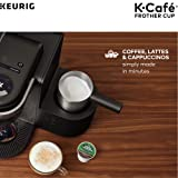 Keurig K-Cafe Milk Frother, Works with all Dairy