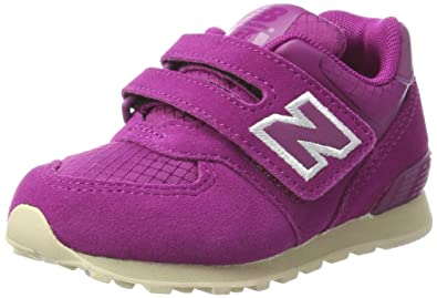 574v1, Baskets Mixte Bébé, Violet (Purple), 26 EUNew Balance