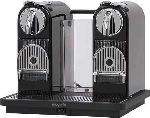 Magimix La M190-CitiZ & Co Máquina de café en cápsulas 1.4L 2tazas Negro - Cafetera (Máquina de café en cápsulas, 1 ...