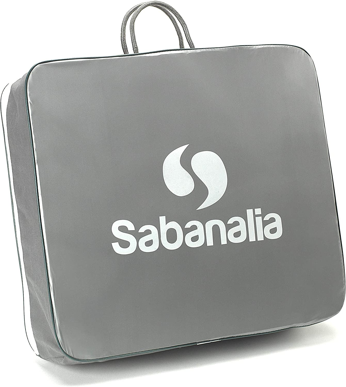 Piumino Primavera//Estate 150 g Cama 90-150 x 220 Bianco SABANALIA