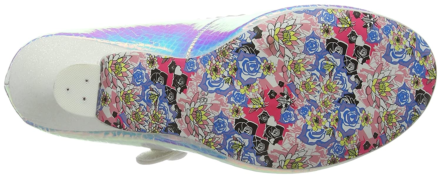 Irregular Choice Damen Lazy River Pumps Pumps Pumps Weiß (Weiß) 39 EU a8d41d