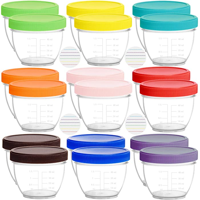 Top 10 Screw Food Storage 2 Oz