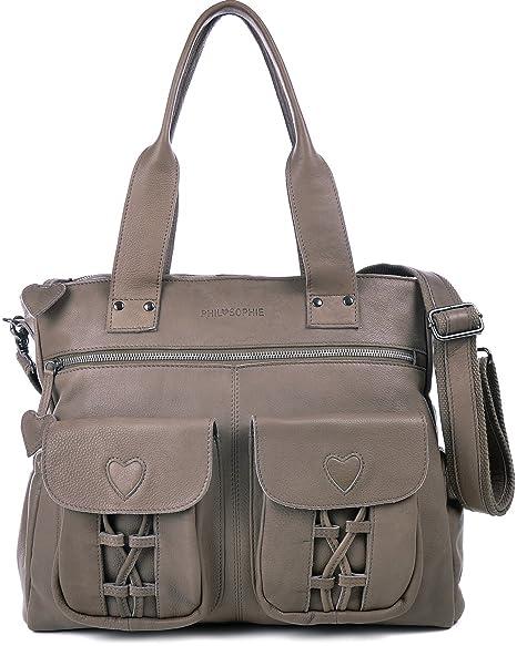 Phil + Sophie, CNTMP - mujer xl bolsos de pañales, pañales, bolsas,