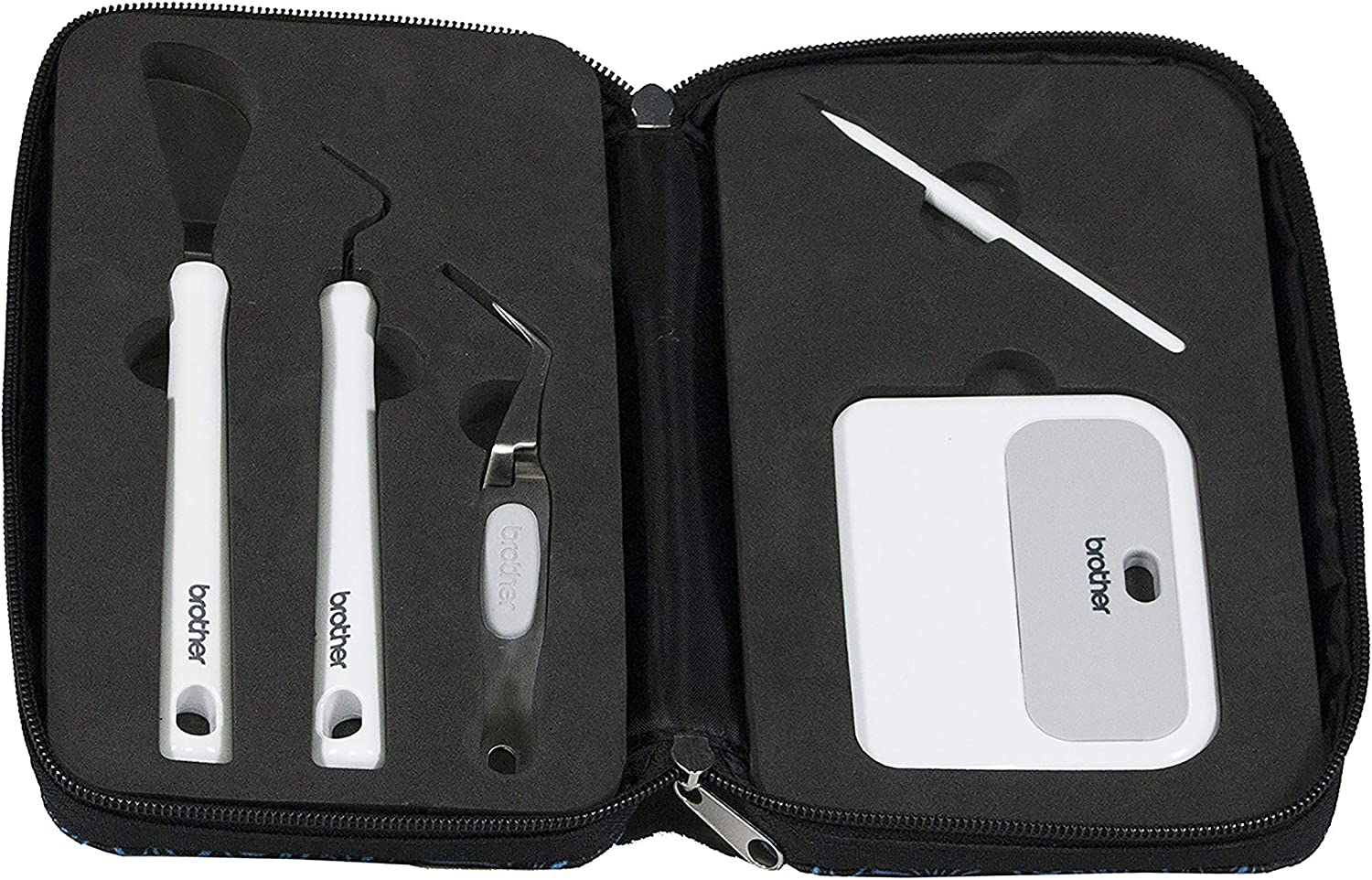 Brother CADXTLKTG Tool Set with Case Grey