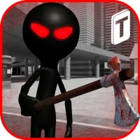 Stickman Shooter 3D