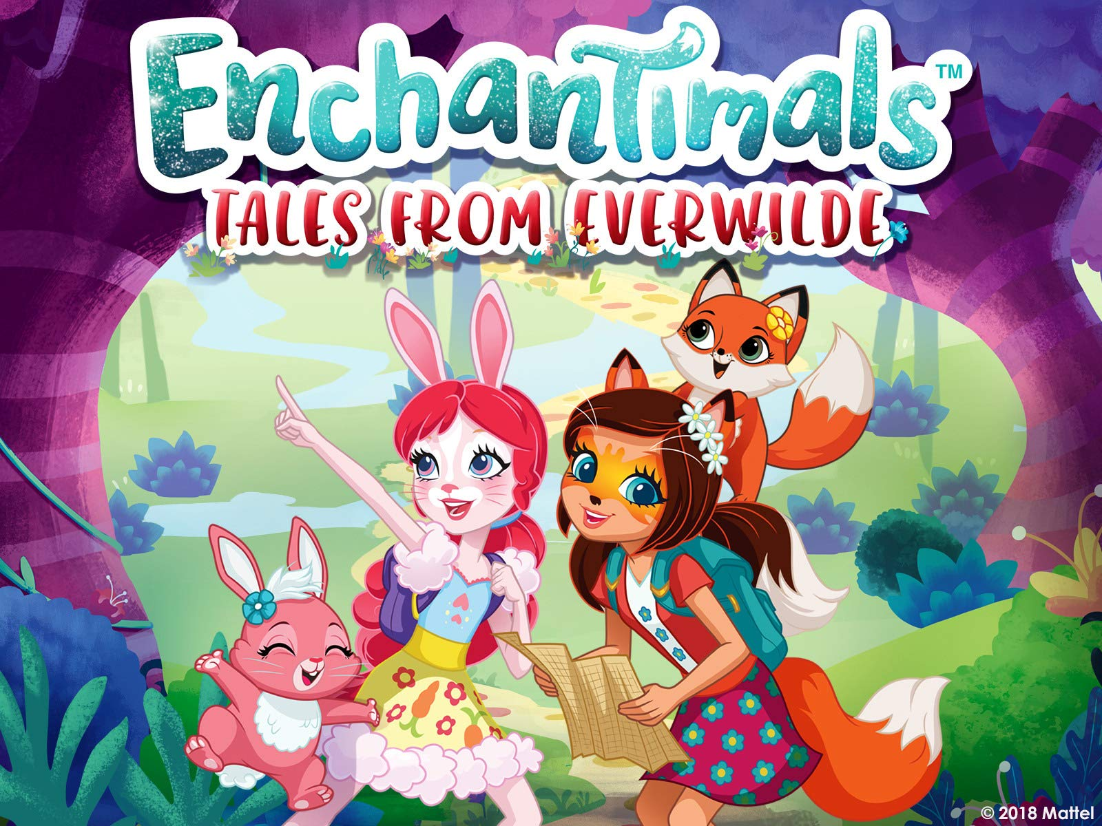 Enchantimals: Tales from Everwilde Series