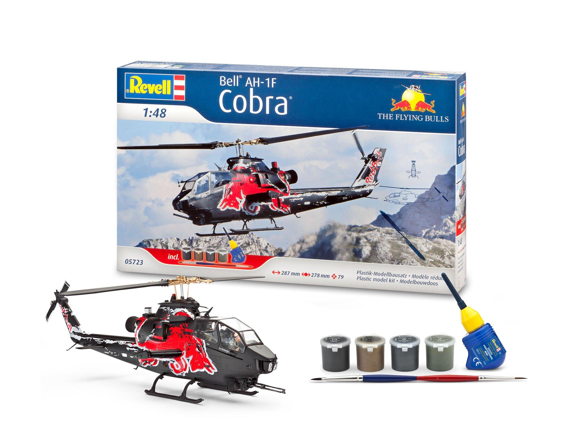 1:48 Revell Ah-1f Cobra Flying Bulls
