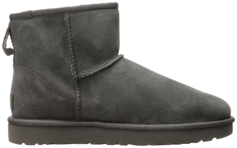 Ugg Classic Mini - Botines planos para mujer, Gris (Grey), 42 EU: Amazon.es: Zapatos y complementos