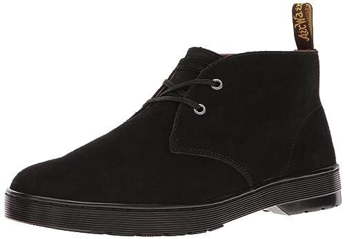 Dr. Martens Cabrillo Hi Suede Wp Black 22029001, Zapatos - 48 EU: Amazon.es: Zapatos y complementos