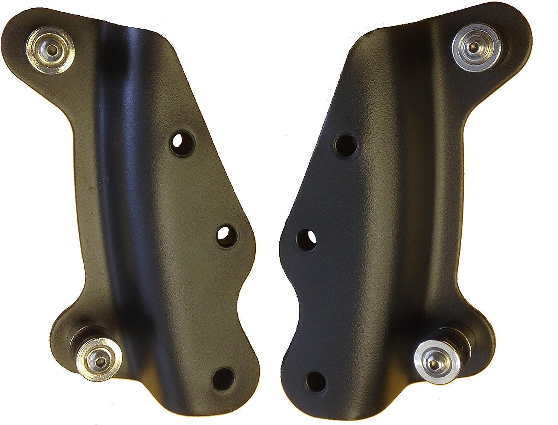 TCMT 4 Point Docking Bracket Kit Fits For Harley Touring Street Glide FLHX FLHT 2009-2013