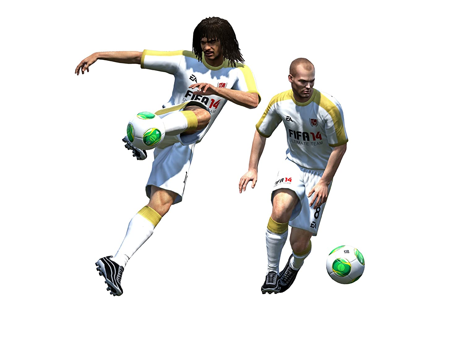 FIFA 14 (PS2): Amazon co uk: PC & Video Games