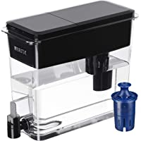 Brita UltraMax Water Filter Dispenser with 1 Long Last Filter