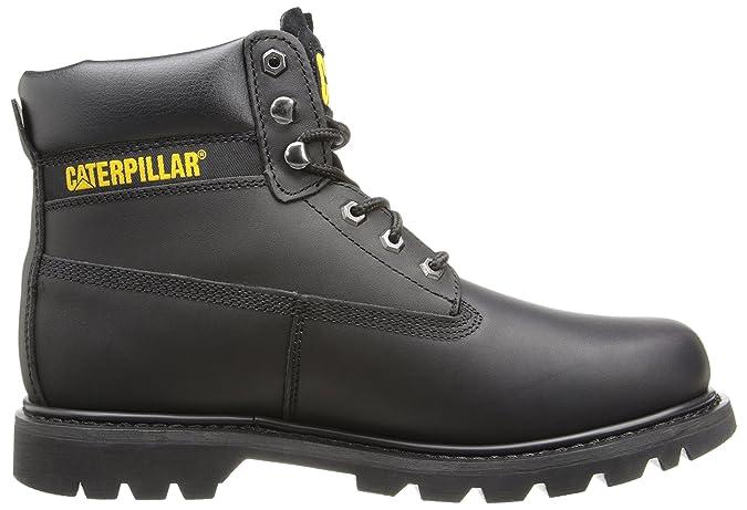 Caterpillar Colorado Botas Corta Chukka, Hombre, Negro (Negro), 40 EU: Amazon.es: Zapatos y complementos