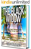 THE BLACK WIDOW - MARK KANE MYSTERIES - BOOK THREE: A Private Investigator Mystery & Suspense Series. Classic Whodunits…