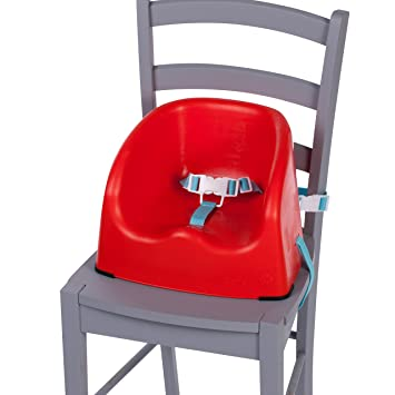 Chaise Booster Red 1st Lines Safety Rehausseur Essential De NOX8nkPZw0