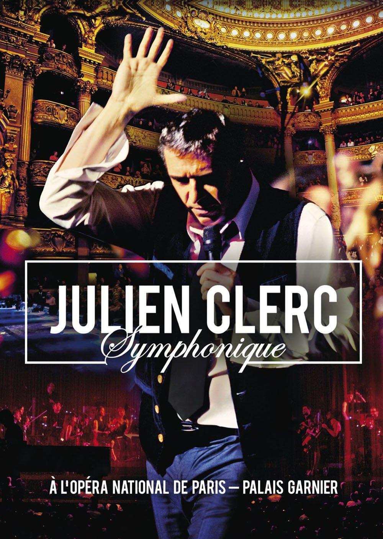 Julien Clerc - Symphonique (Blu-ray)