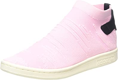 adidas Stan Smith Sock Primeknit, Sneakers Basses Femme
