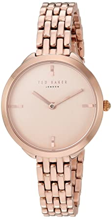 14d2042a8 Image Unavailable. Image not available for. Color  Ted Baker Women s Elana  Quartz Watch ...