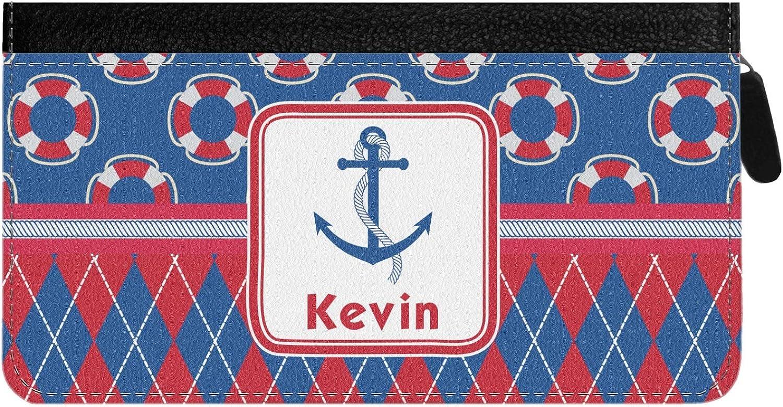 Buoy /& Argyle Print Kids Backpack Personalized
