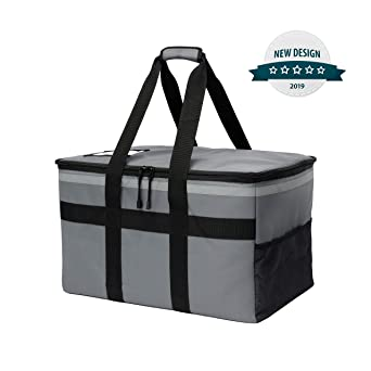 Amazon.com: Keepx - Bolsa aislante para alimentos – Bolsas ...