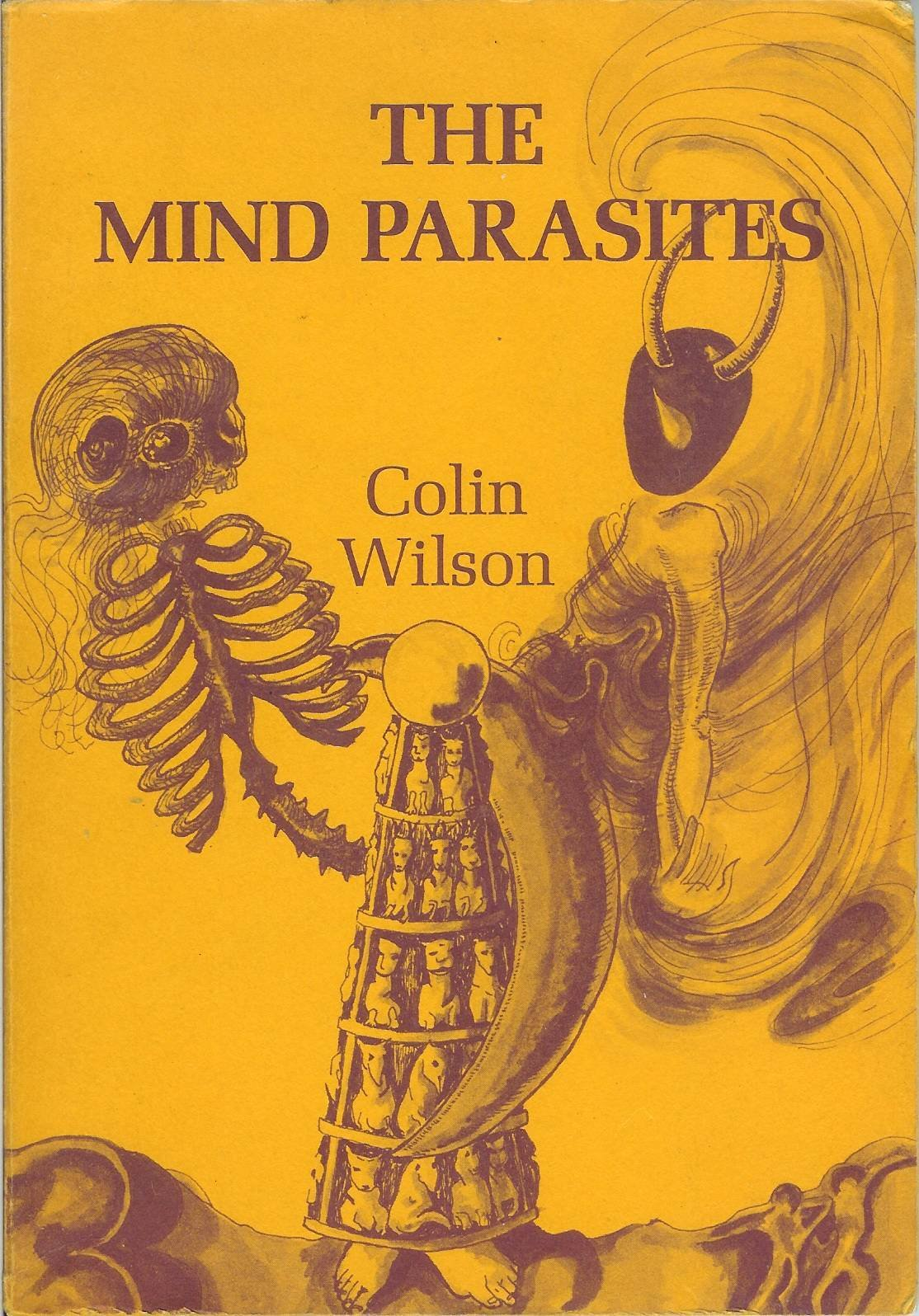 Colin wilson paraziți minți