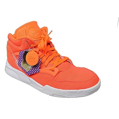 Reebok Pump Omni Lite Tech Sneaker Orange M46322