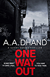 One Way Out (D.I. Harry Virdee Book 4)