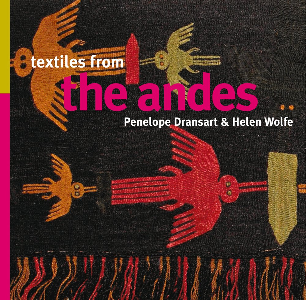 Textiles from the Andes PDF