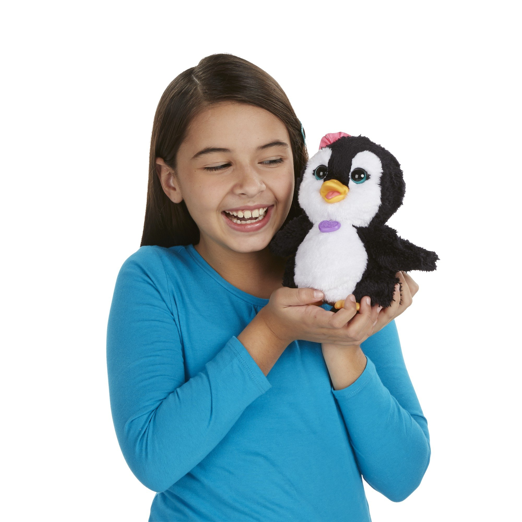 FurReal Friends Happy to See Me Pets Piper, My Dancing Penguin Pet by FurReal (Image #8)