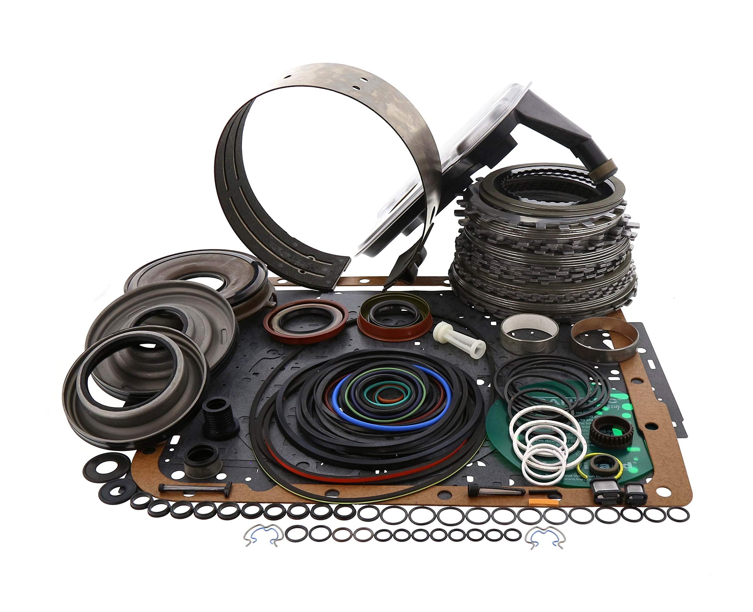 Chevy GM 4L60E Alto Master Level 2 Rebuild Kit 1997-2003 Deep Pan Filter