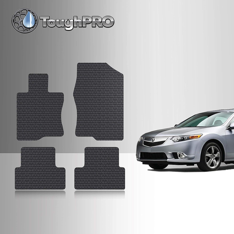 Nylon Carpet Coverking Custom Fit Front Floor Mats for Select Pontiac Can Am Models Black