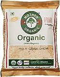 Mother Organic Multi Grain Dalia, 500g (Pack of 2)