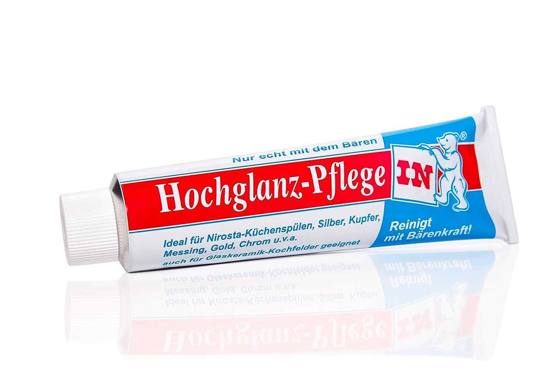 in-Hochglanzreiniger | XXL 150 ml | Kupferreiniger, Silberreiniger ...
