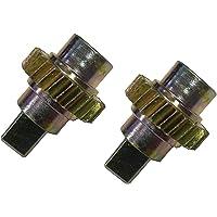 Twowinds - 93188313 Engranajes reparación Motor Aleta Techo