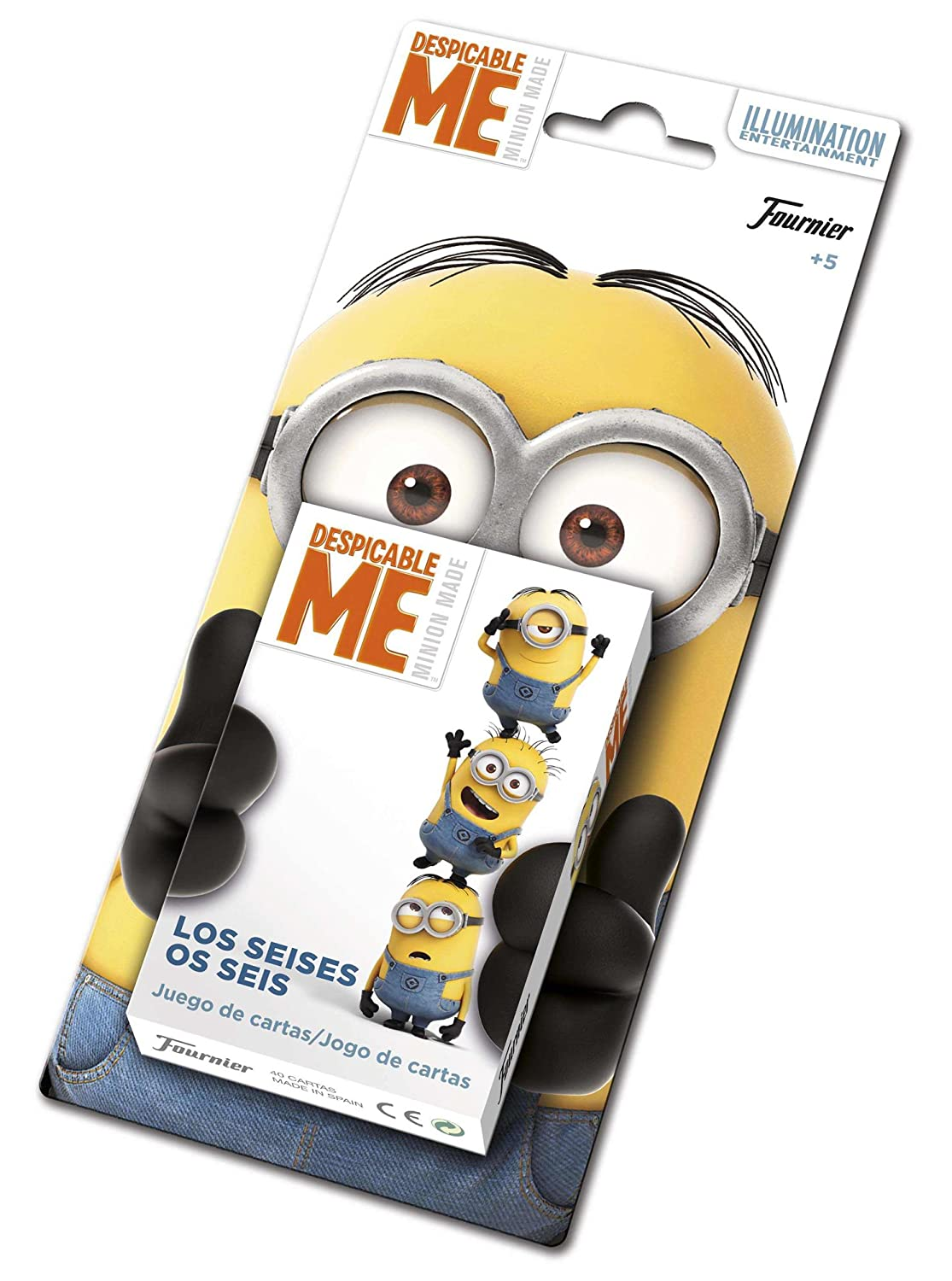 Amazon.com: Minions – Playing Children, Multicoloured ...