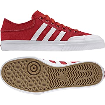 adidas Men's Matchcourt BB8553 Trainers, RedWhite, Size UK