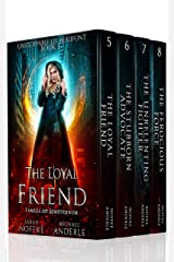 Unstoppable Liv Beaufont Boxed Set Two: The Loyal Friend, The Stubborn Advocate, The Unrelenting Fighter, The Ferocious Force Kindle Edition