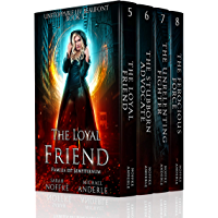 Unstoppable Liv Beaufont Boxed Set Two: The Loyal Friend, The Stubborn Advocate, The Unrelenting Fighter, The Ferocious Force (English Edition)