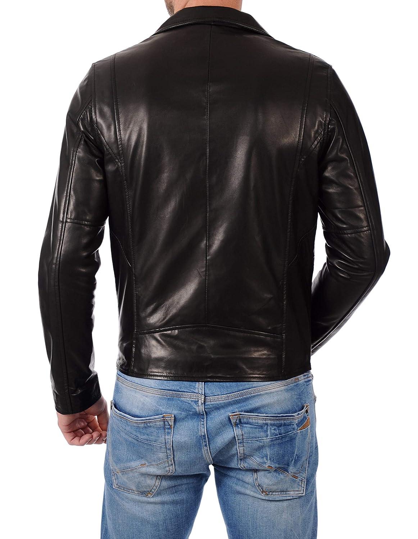 Skin2Fashion Mens Leather Jackets 37