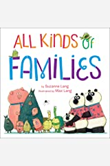 All Kinds of Families Board book