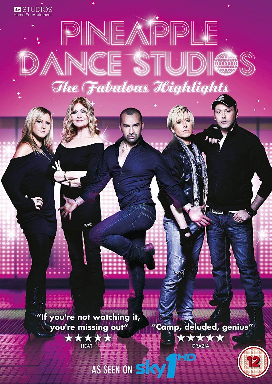 Pineapple Dance Studios [Import anglais