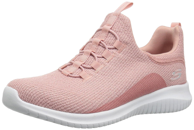 Light Pink Skechers Sport Women's Ultra Flex Sneaker