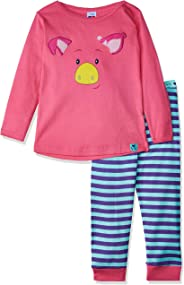Conjunto Pijama Longo, TipTop, Criança Unissex