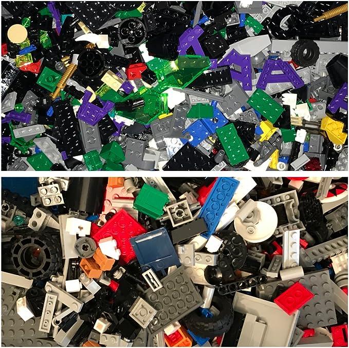 Lego Bulk Lot 50 2x3 Bricks FAST FREE SHIPPING Assorted Random Colors