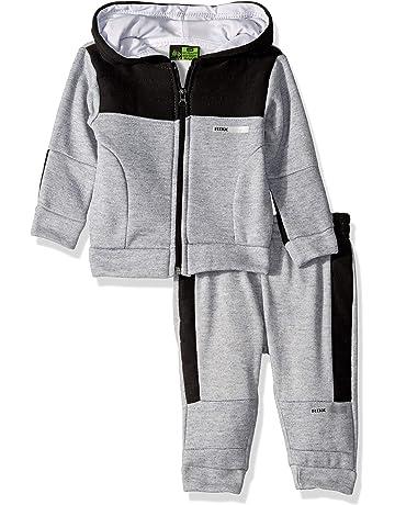 c16ee8c75 RBX Mens Fleece Zip Hoodie and Pant Set Sweatsuit