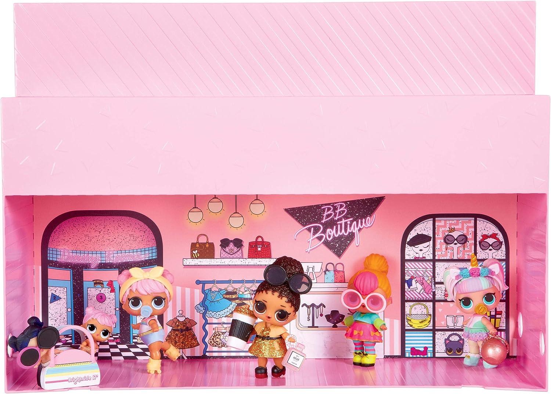L.O.L. Surprise! - Pop Up Store Playset con Muñeca Exclusiva (MGA Entertainment): Amazon.es: Juguetes y juegos