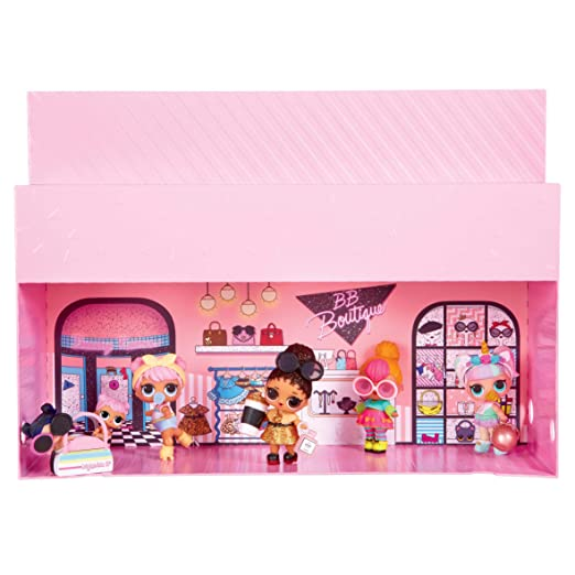 LOL Surprise! Pop-Up Store (Doll - Display Case)